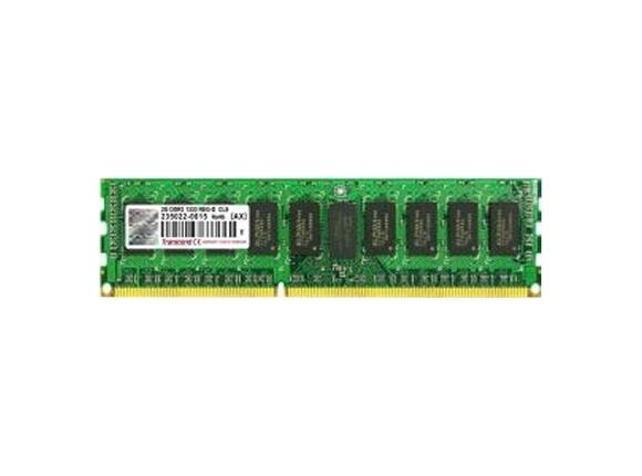 Памет Transcend 2GB RDIMM dual rank for PE R710