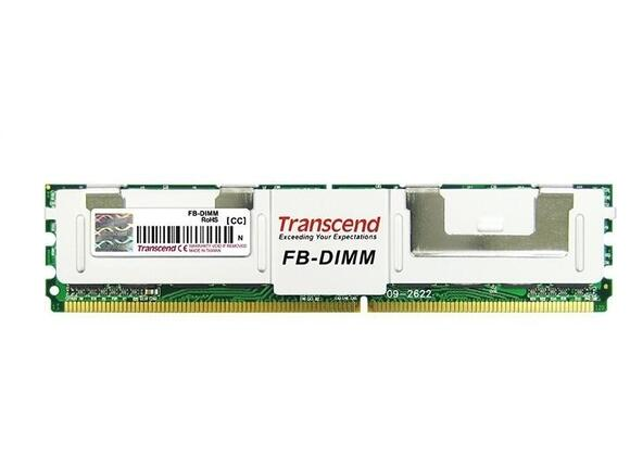 Памет Transcend DDR2 667 FB-DIMM 4GB(2Rx4)