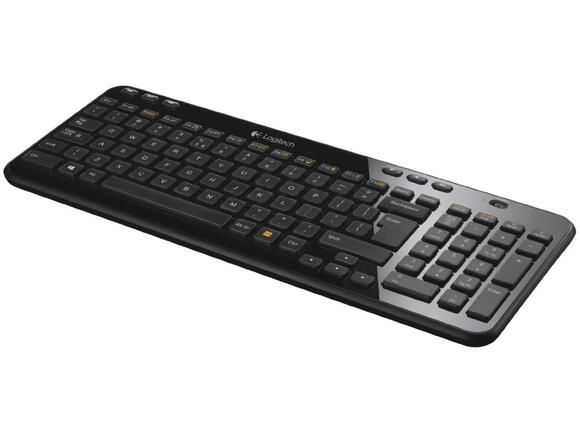 Клавиатура Logitech Wireless Keyboard K360 - 3