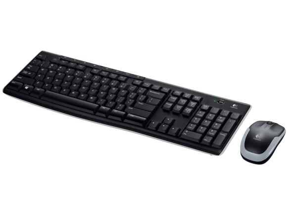 Клавиатура Logitech Wireless Combo MK270 - 3