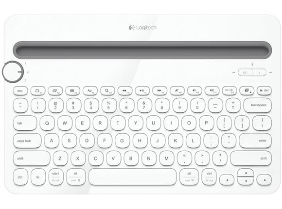Клавиатура Logitech Bluetooth Multi-Device Keyboard K480 - 2
