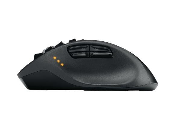 Мишка Logitech Gaming Mouse G700s - Wireless - 6