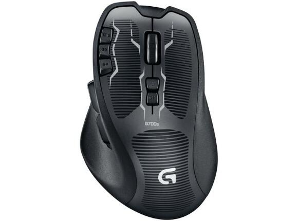 Мишка Logitech Gaming Mouse G700s - Wireless - 4
