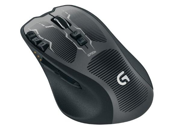 Мишка Logitech Gaming Mouse G700s - Wireless - 2