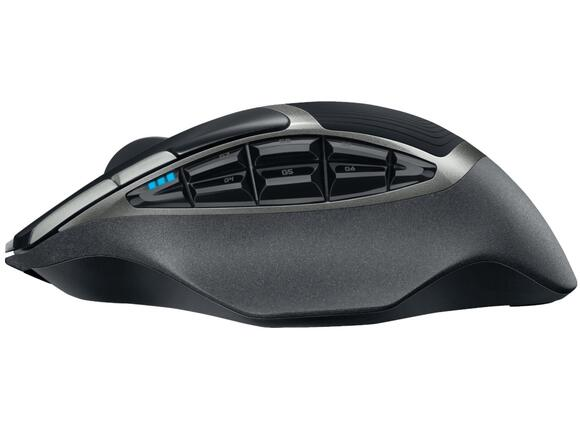 Мишка Logitech Gaming Mouse G602 - Wireless - 2.4GHz - 9