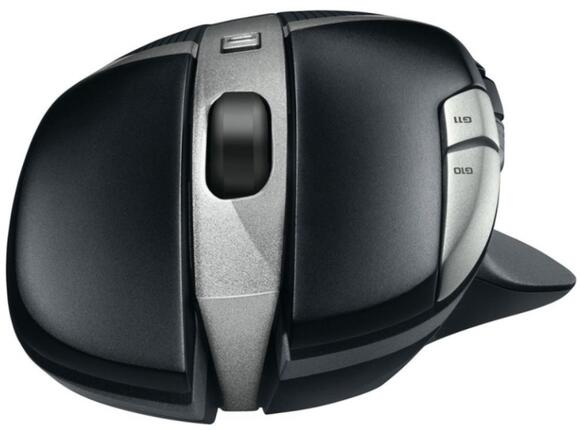 Мишка Logitech Gaming Mouse G602 - Wireless - 2.4GHz - 7
