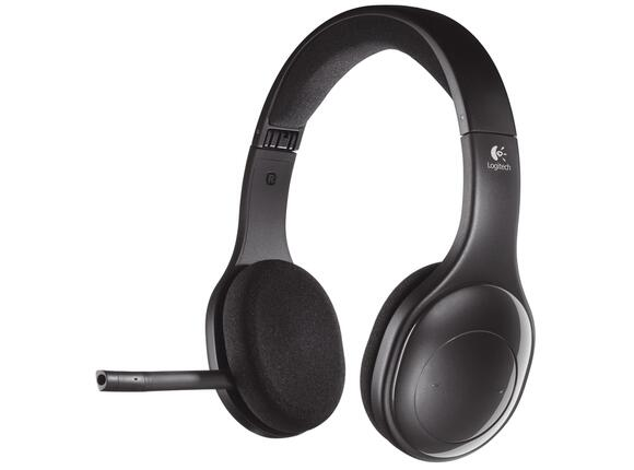 Слушалки Logitech Wireless Headset H800 - 3
