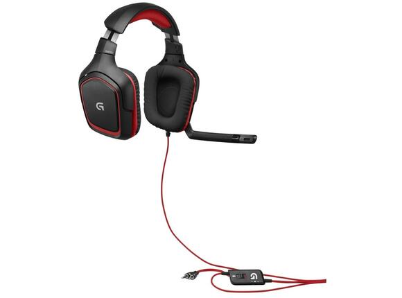 Слушалки Logitech G230 Gaming Headset - 4