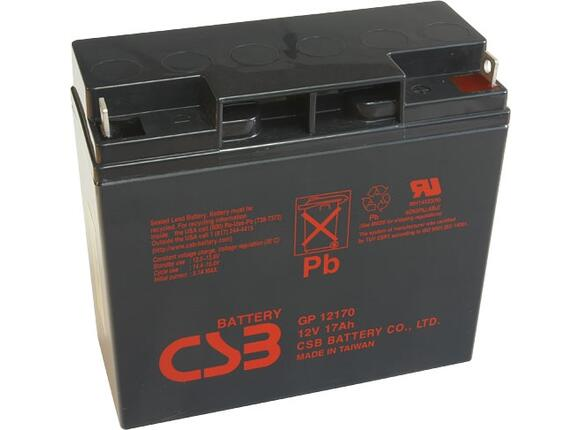 Батерия Eaton CSB - Battery 12V 17Ah - 2
