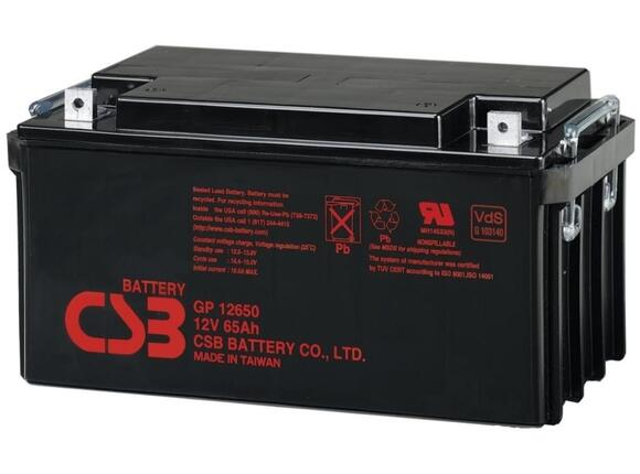 Батерия Eaton CSB - Battery 12V 65Ah - 2