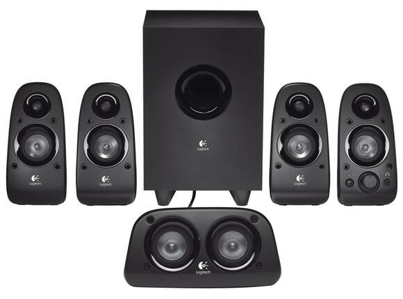 Тонколони Logitech Surround Sound Speaker Z506