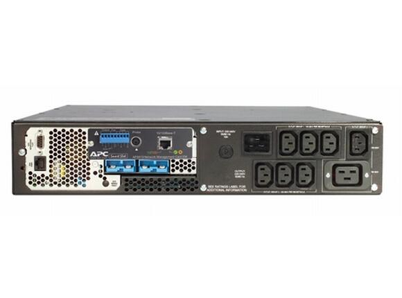 UPS APC Smart-UPS XL Modular 3000VA 230V Rackmount/Tower - 2