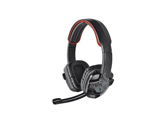 Слушалки TRUST GXT340 7.1 Gaming Headset