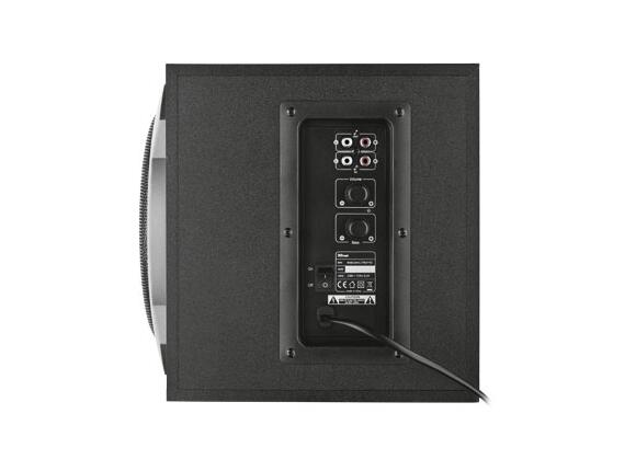 Тонколони TRUST Tytan 2.1 Subwoofer Speaker Set - black - 3