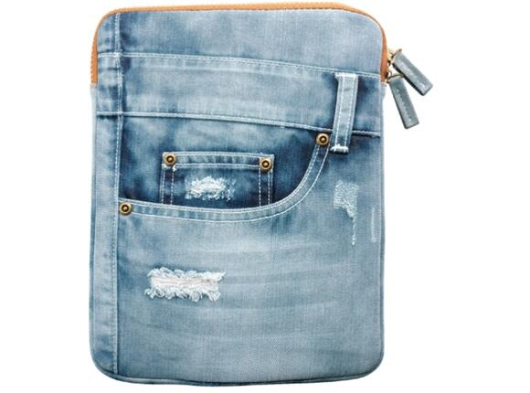 "Калъф TRUST Jeans Sleeve for 10"" tablets - 4"