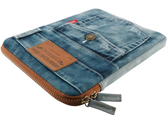 "Калъф TRUST Jeans Sleeve for 10"" tablets - 3"