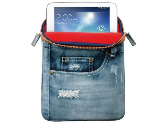 "Калъф TRUST Jeans Sleeve for 10"" tablets - 2"