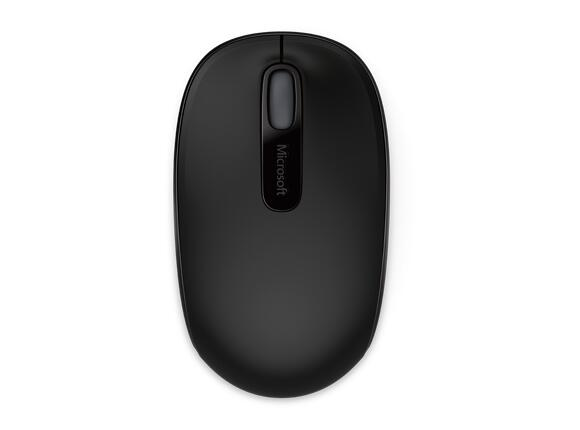 Мишка Microsoft Wireless Mobile Mouse 1850 USB Black - 3
