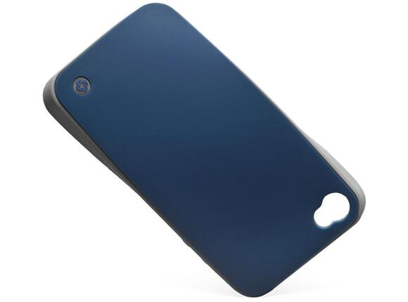 Калъф Samsonite Bi-tone iPhone 4S Blue/Grey - 2