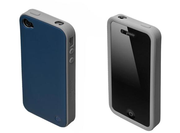 Калъф Samsonite Bi-tone iPhone 4S Blue/Grey