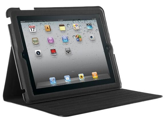 "Калъф Samsonite Tabzone iPad 3 Ultraslim Carbontech 9.7"" Black/Carbon - 3"
