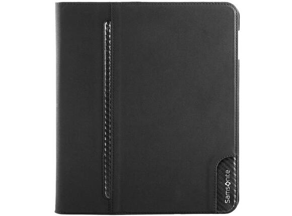 "Калъф Samsonite Tabzone iPad 3 Ultraslim Carbontech 9.7"" Black/Carbon"