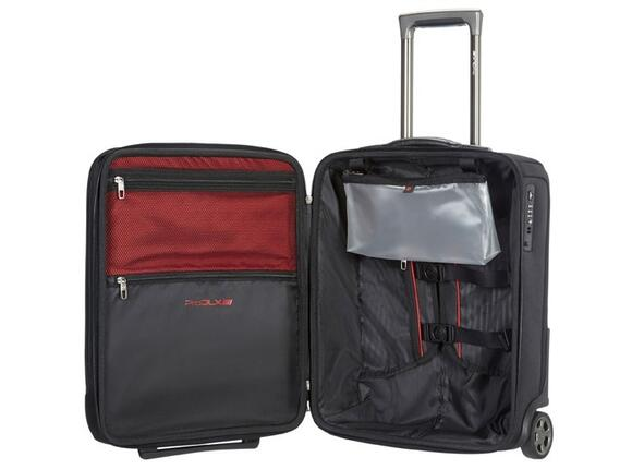 Чанта Samsonite Pro-DLX4 Mobile Office 50cm/18inch Black - 2