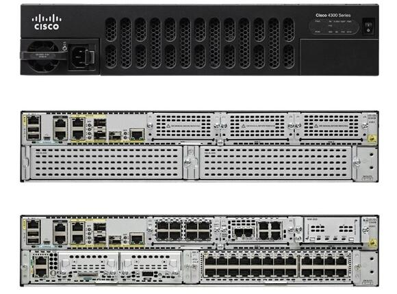 Рутер Cisco ISR 4351 (3GE