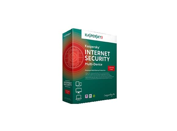 Софтуер Kaspersky Internet Security - Multi-Device