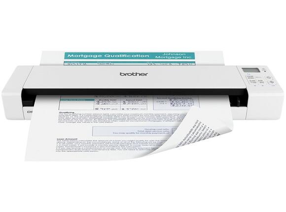 Мобилнен скенер Brother DS-920DW Mobile Scanner