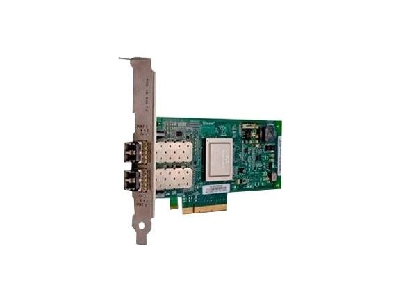 Адаптери и зарядни Dell Qlogic 2562 Dual Channel 8Gb Optical Fibre Channel HBA PCIe