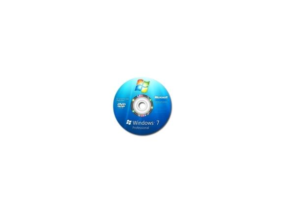 Софтуер Windows Pro 7 SP1 32-bit Bulgarian 1pk DSP OEI DVD
