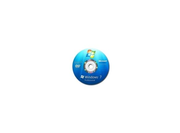 Софтуер Windows Pro 7 SP1 32-bit Bulgarian 1pk DSP OEI DVD - 2