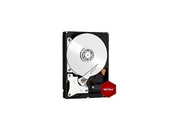 Твърд диск HDD 2TB SATAIII WD Red 64MB for NAS (3 years warranty) - 3