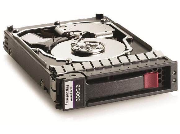 Твърд диск HP 300GB 6G SAS 15K rpm SFF (2.5-inch) Enterprise Hard Drive