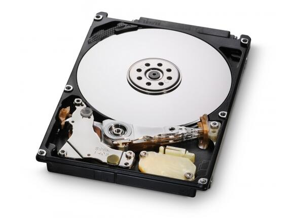 "Твърд диск Hitachi Travelstar 2.5"" 9.5mm 1TB 7200rpm SATA - 3"