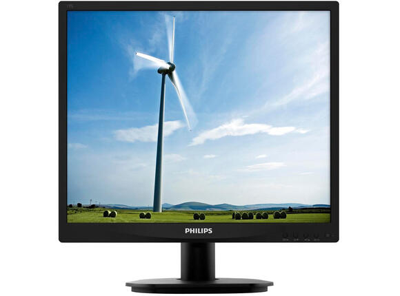 "Монитор Philips 19"" TFT 1280x1024 SXGA 5:4 5ms 250cd"