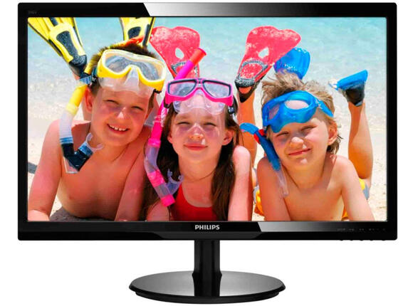 "Монитор Philips 24"" Slim LED 1920x1080 FullHD 16:9 5ms 250cd"