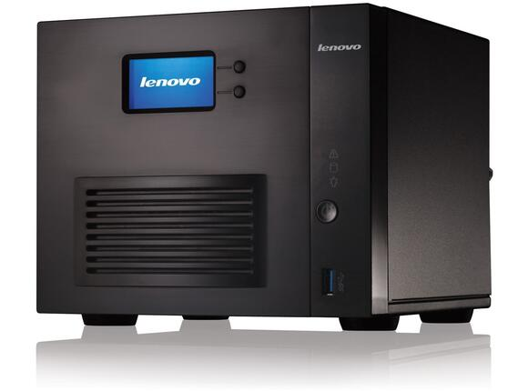 Storage(NAS) Lenovo Iomega ix4-300d Network Storage 4-Bay