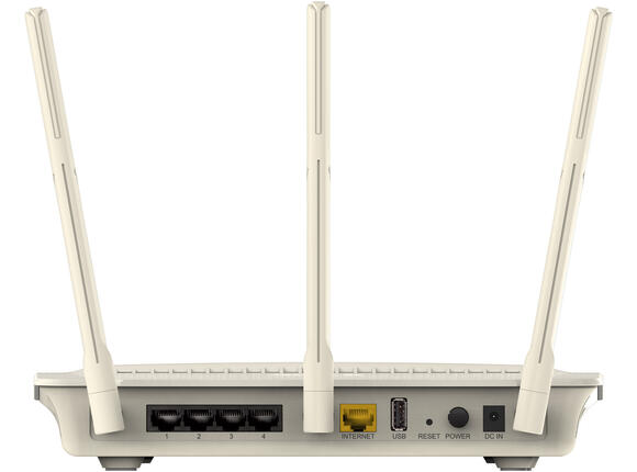 Рутер D-Link Wireless AC1900 Dual-band Gigabit Cloud Router with Advanced AC SmartBeam - 2