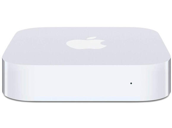 Рутер Apple Рутер AC600 (300 + 300 Mbps) Apple AirPort Express Base Station, 802.11ac Wi-Fi Dual Band , 1Port Fast Ethernet Router with USB printer and disk sharing