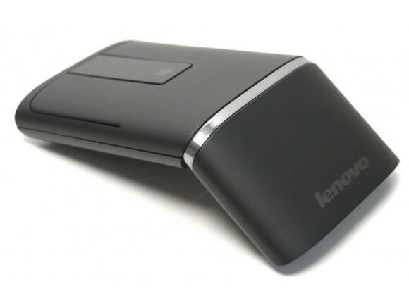 Мишка Lenovo Mouse Wireless DualMode Touch N700 Black