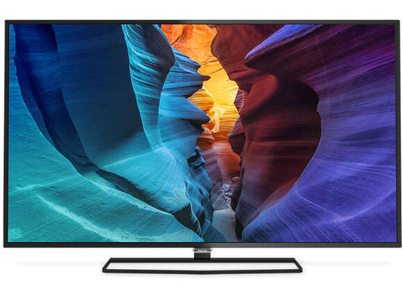 "Телевизор Philips 50"" 4K Ultra HD LED Slim TV"
