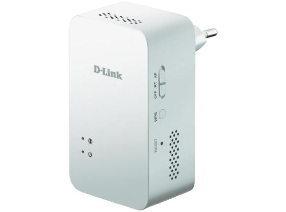 Рутер D-Link D-Link Wireless N 300 Easy Wall-Plug Router