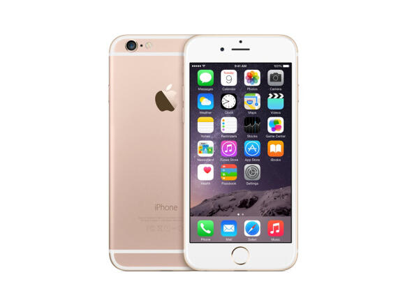 Смартфон Apple iPhone 6S Plus 16GB Gold - 3