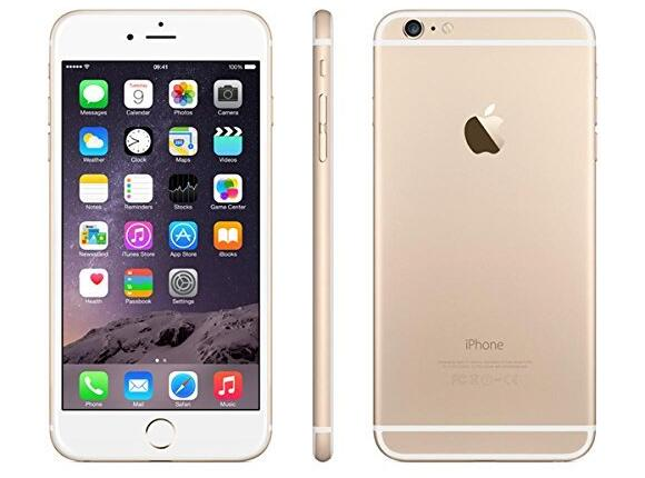 Смартфон Apple iPhone 6S Plus 16GB Gold - 4