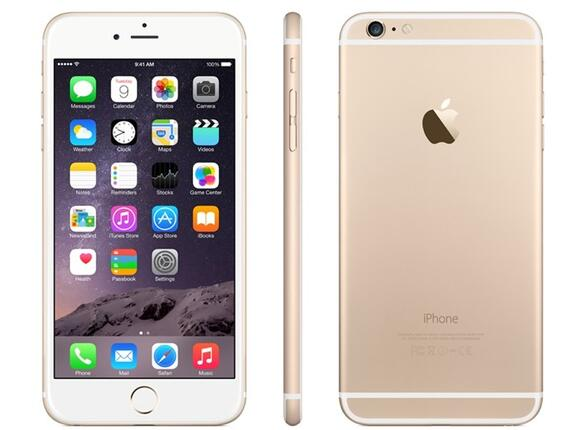 Смартфон Apple iPhone 6S Plus 128GB Gold - 4