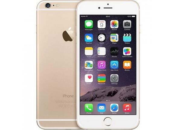 Смартфон Apple iPhone 6S Plus 128GB Gold - 3