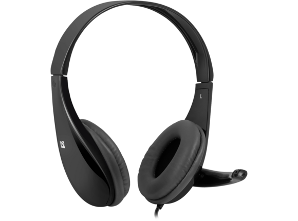 Слушалки Defender Headset for PC Defender Aura 111 black, - 2