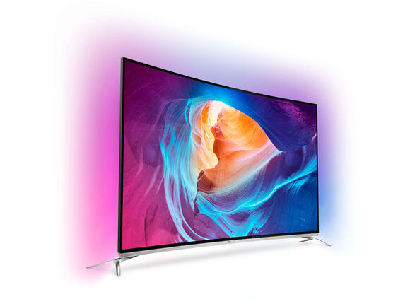 "Телевизор Philips 65"" 4K Ultra HD LED - 2"